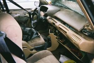dead car IV
